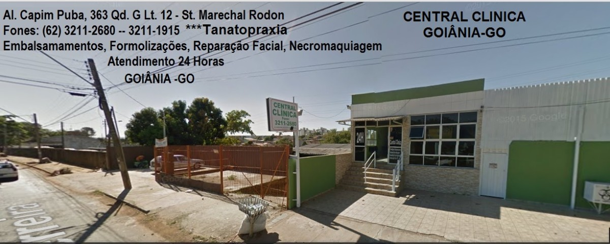 Central Clinica Goiânia, Donatil Corrêa, Cristiano Mello