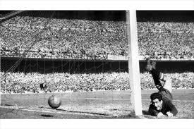 Brasil e Espanha copa de 50