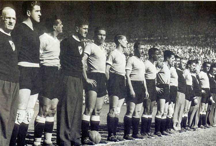 seleção uruguaia campeã de 50