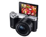 câmera Samsung NX500