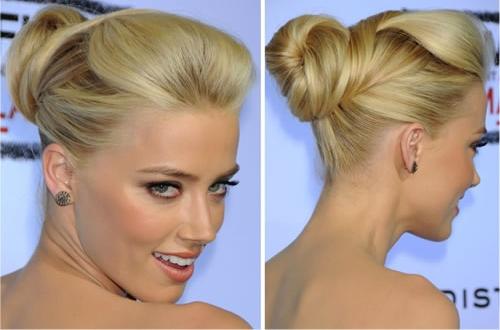 Os Tipos de penteados Coque