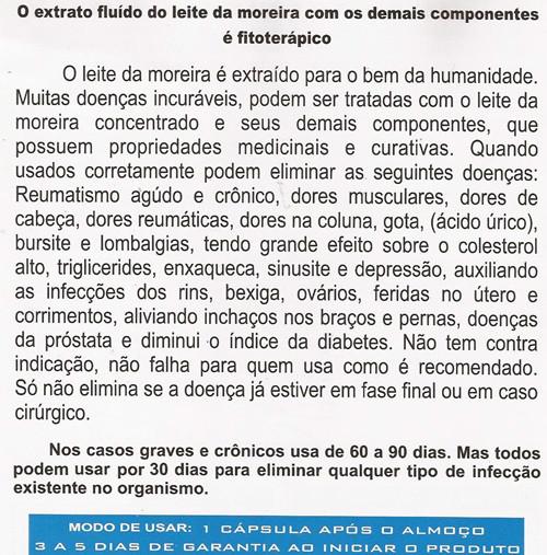 Remédio Fitoterápico Leite Da Moreira Campinas São Paulo