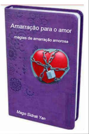 Ebook amarração para o amor