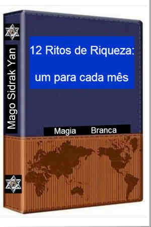 Imagem do ebook 12 ritos de riqueza