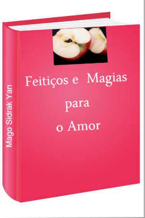 Imagem do ebook feitiços e magias para o amor