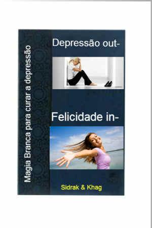 Imagem do ebook magia branca para curar a depressão
