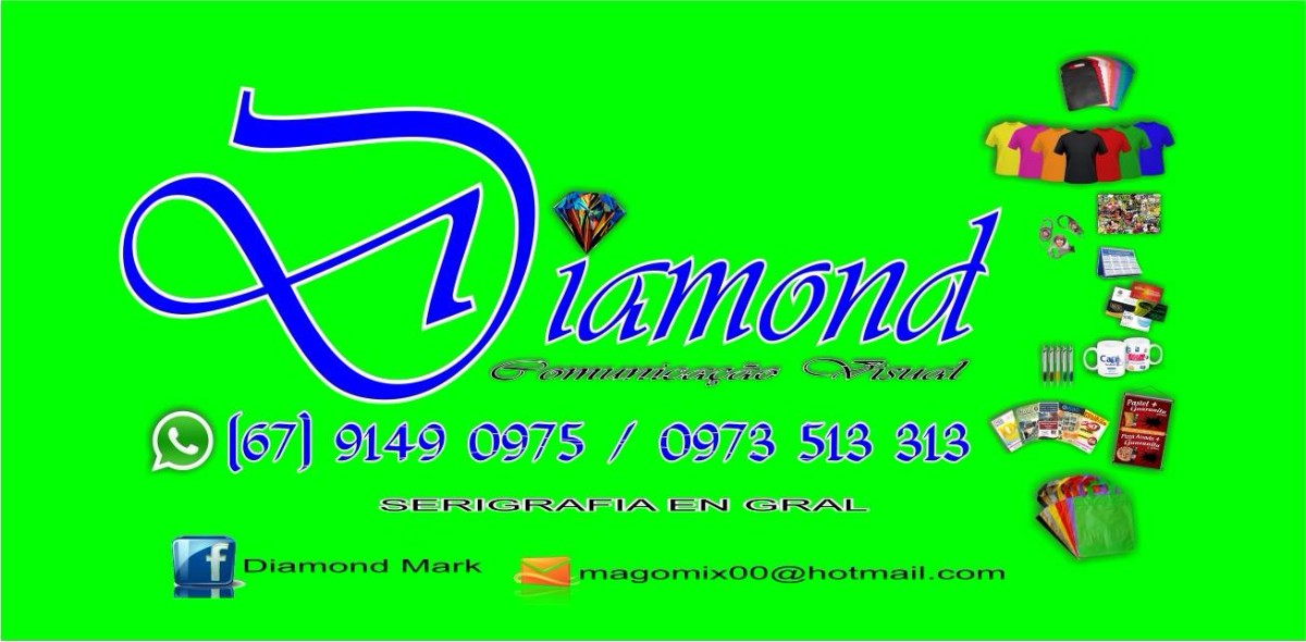DIAMOND MAGOMIX