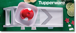 Vitrine 12.2015 Tupperware