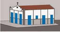 Primeira Capela de Penaforte inaugurada em 1939