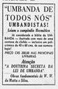 o semanario 3 http://images.comunidades.net/umb/umbandadobrasil/anuncio_do_livro_na_pagina_11_na_semana_de_18_a_25_de_julho_de_1957_1.JPG