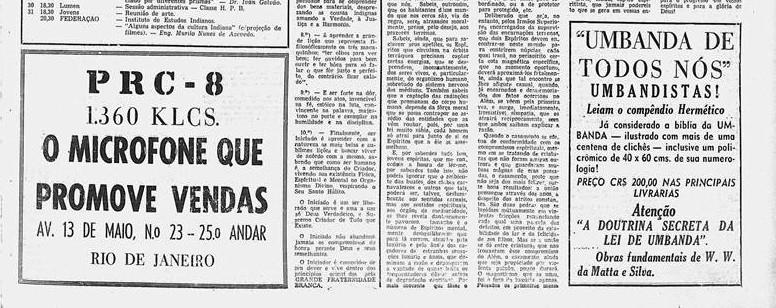 http://images.comunidades.net/umb/umbandadobrasil/anuncio_em_julho_de_1957.JPG