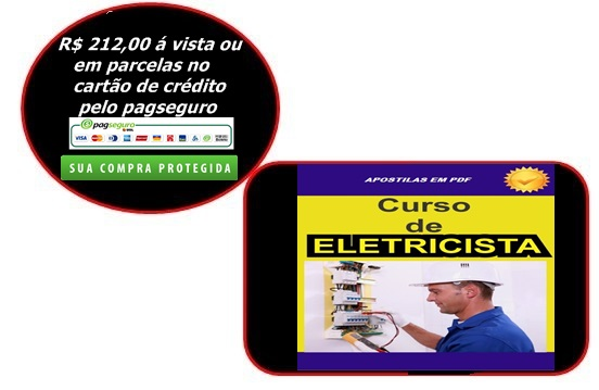 curso de eletricista