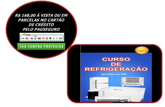 Curso de refrigeração