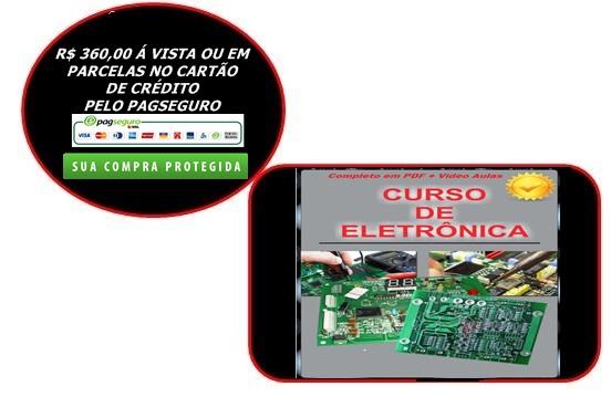 Curos de Eletrônica
