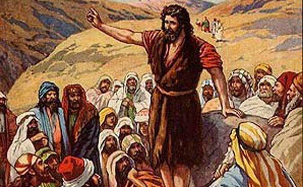 Resultado de imagem para 'Preparai o caminho do Senhor, endireitai suas estradas!''