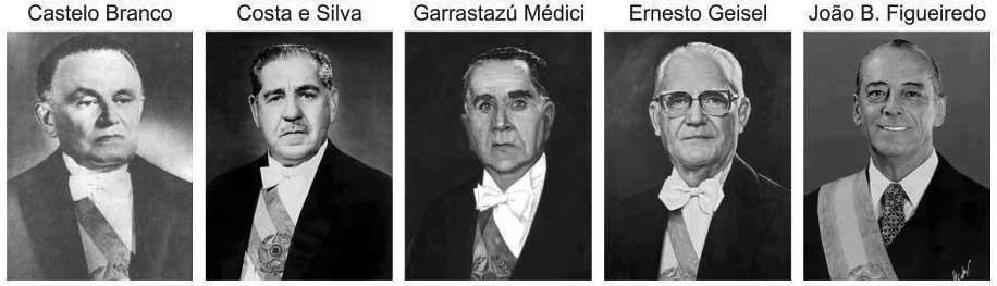 Resultado de imagem para presidentes militares morreram pobres
