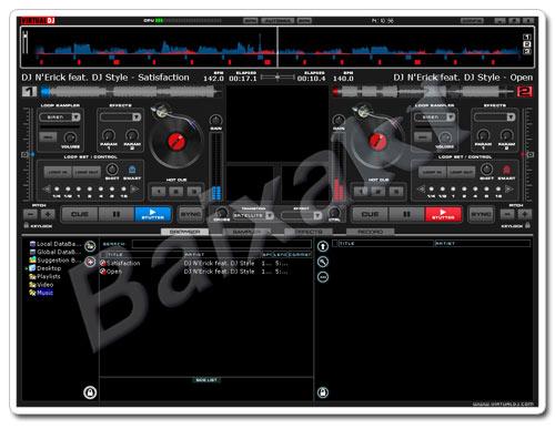Atomix Virtual Dj 4.1  Full Version