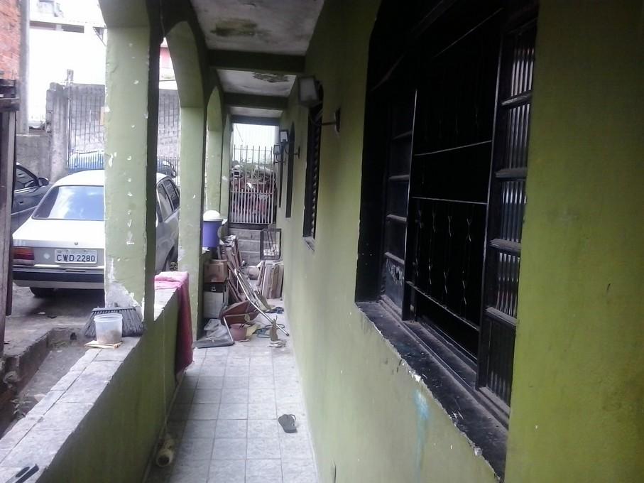 Corredor Externo - Visão da Porta de Entrada