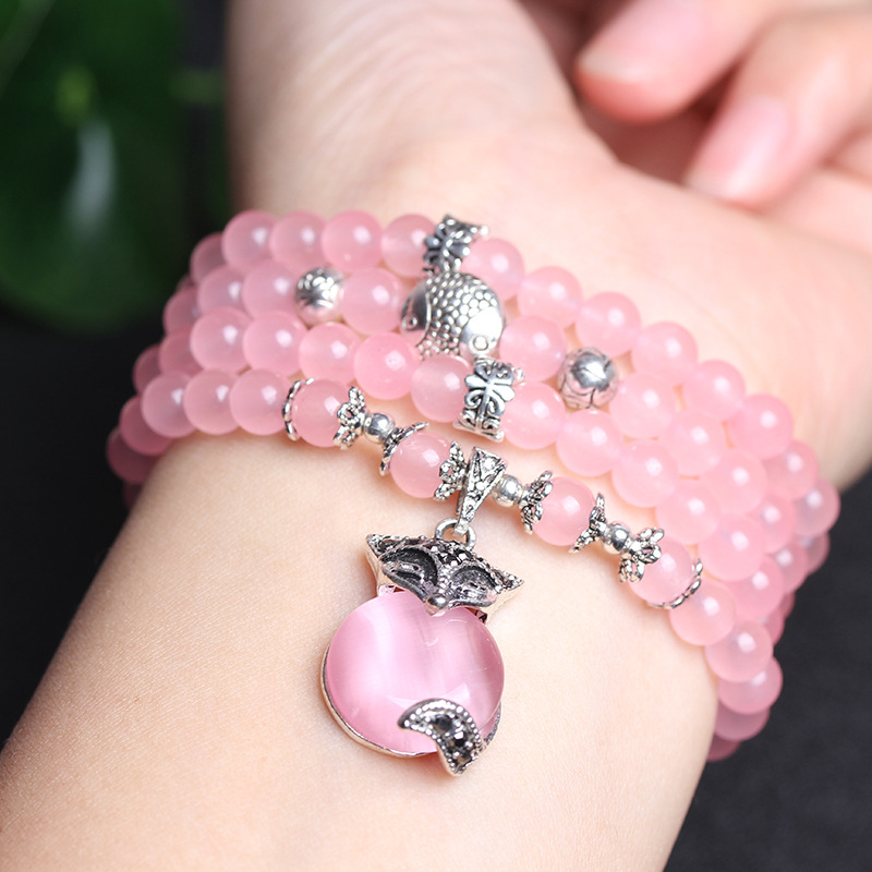 collection le renard, bracelets tendance pour femme, en vente chez zappandoo