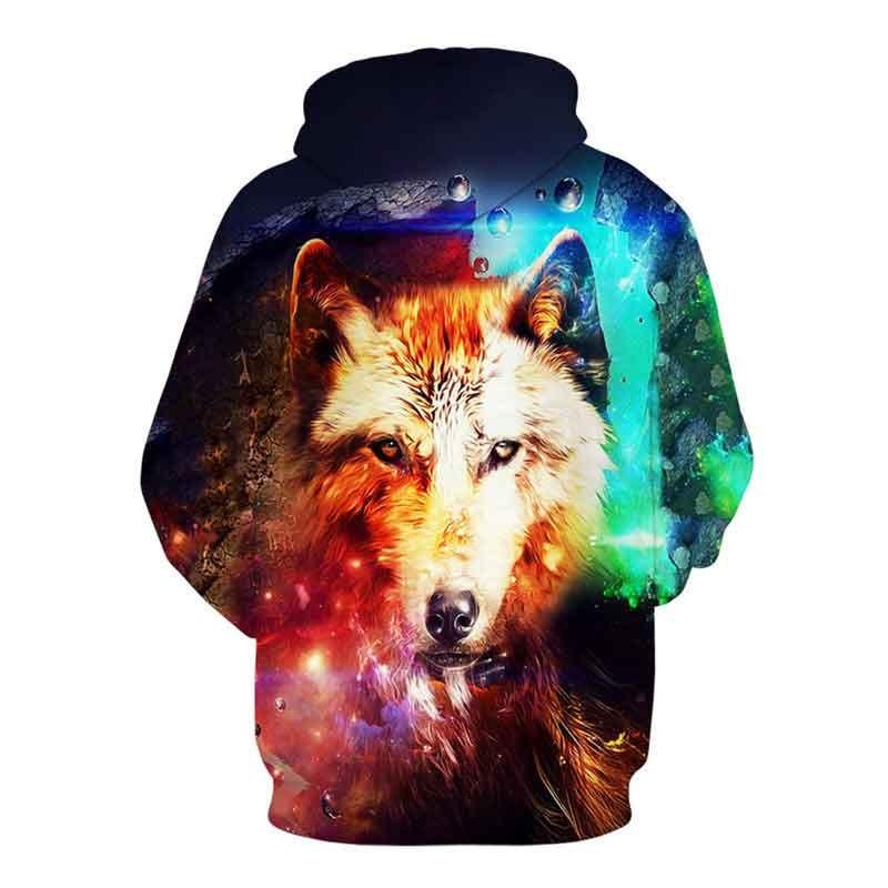 Sweaters avec imprimés tendance, en 3D, pour homme, en vente chez Zappandoo.