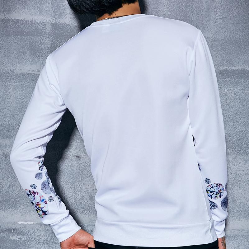 en vente chez Zappandoo, le pull pour homme, double saison, imprimés en 3D tendance.