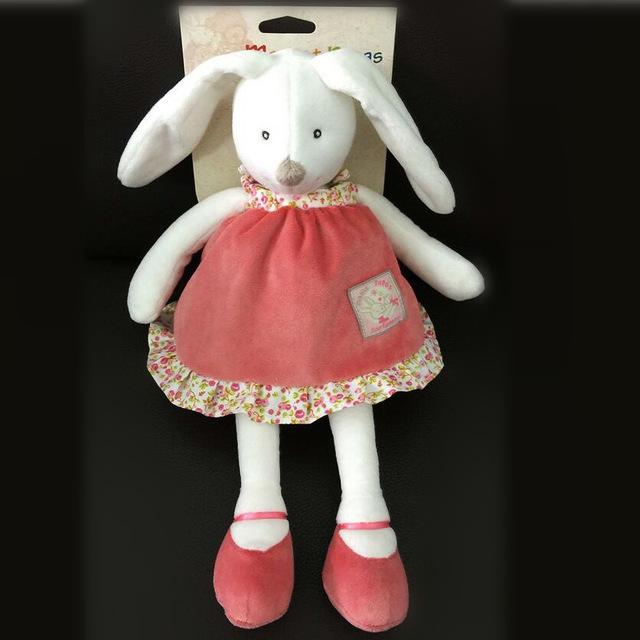 Jouets, peluches, oursons, lapins  et chattons pour enfants. En vente sur Zappandoo.