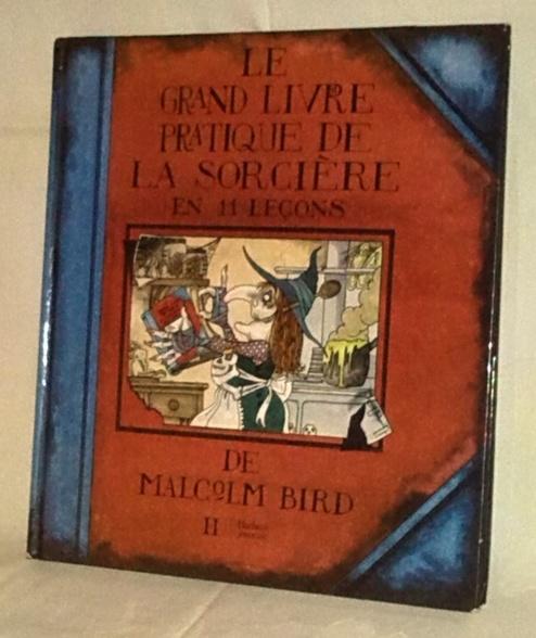 Le grand livre pratique de la sorcière en 11 leçons ( pour enfants).