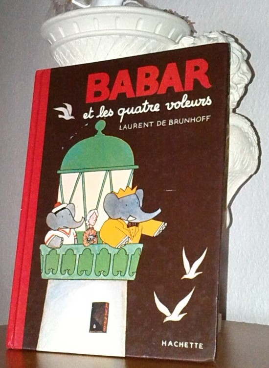 Babar et les quatre voleurs. Un conte pour enfants en vente chez Zappandoo.comunidades.net