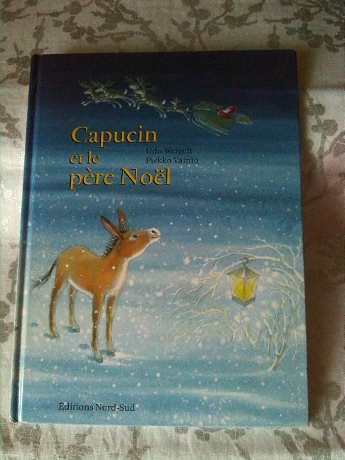 Capucin et le Père Noël