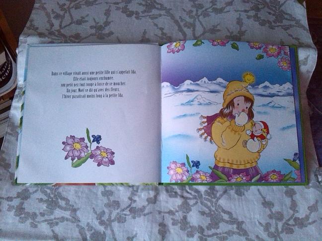 La véritable histoire du Père Noël ; un conte de Noël pour les petits enfants.